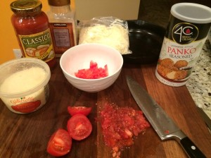 Filling and Topping Preparation